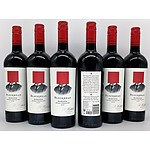 Lot of 6 St. Hallett's Blockhead Barossa Shiraz Grenache 2017 = RRP=$180.00