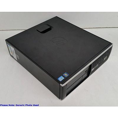 HP Compaq 8300 Elite Small Form Factor Core i5 (3470) 3.20GHz Computer
