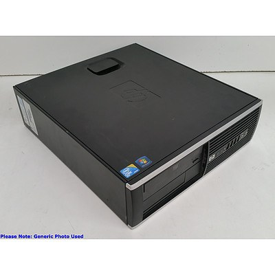 HP Compaq 8100 Elite Small Form Factor Core i7 (870) 2.93GHz Computer