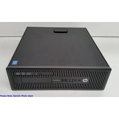 HP EliteDesk 800 G1 SFF Core i5 (4690) 3.50GHz Computer