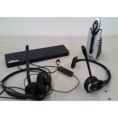 Handsfree Headsets, Speakers and other Accessories