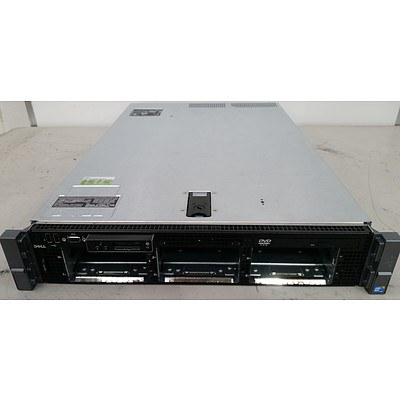 Dell PowerEdge R710 Dual Quad-Core Xeon E5606 2.13GHz 2 RU Server