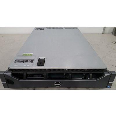 Dell PowerEdge R810 Dual 6-Core Xeon X7542 2.67GHz 2 RU Server