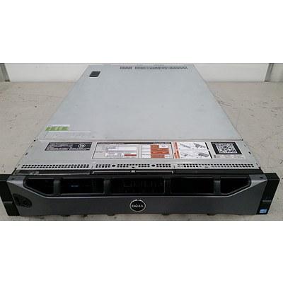 Dell PowerEdge R820 Quad 8-Core Xeon E5-2680 2.7GHz 2 RU Server