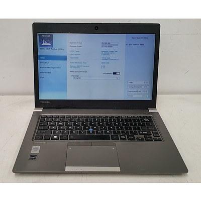 Toshiba Portege Z30-A 13-Inch Core i5 (4300U) 1.90GHz Laptop & Docking Station