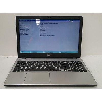 Acer Aspire V3-572 15.6 Inch Widescreen Core i7 (5500U) 2.40GHz Laptop