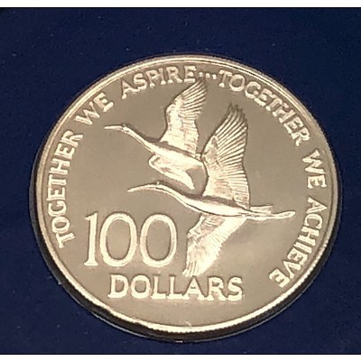 1976 Gold Proof Coin (Nominal $100 face value)