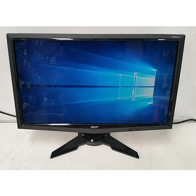 Acer G225HQ 21.5-Inch Full HD Widescreen LCD Monitor