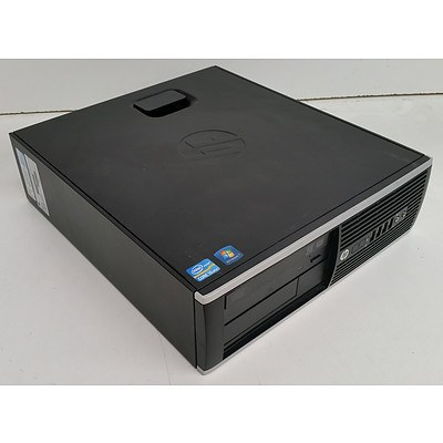 HP Compaq 8200 Elite Small Form Factor Core i5 (2400) 3.10GHz Computer