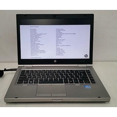 HP EliteBook 8470p 14-Inch Core i5 (3320M)2.60GHz Laptop