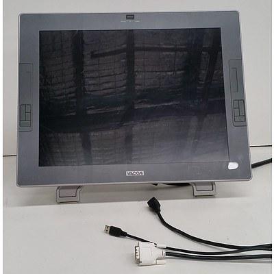 """Wacom DTZ-2100 Cintiq 21UX 21"""" LCD Graphics Tablet"""