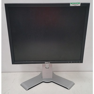 Dell UltraSharp 1907FPt & 1908FP 19-Inch LCD Monitors - Lot of 10