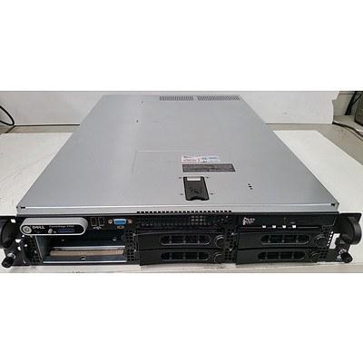 Dell PowerEdge 2950 Dual Quad-Core Xeon (X5355) 2.66GHz 2 RU Server