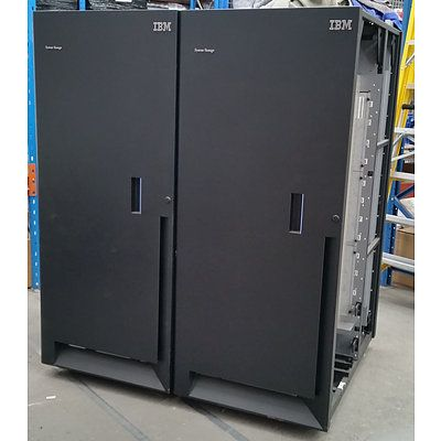 IBM 400-Slot Tape Drive Library Chassis