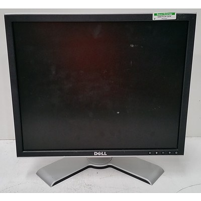 Bulk Lot of Assorted Dell & Acer LCD Monitors - Lot of 28