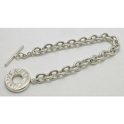 Tiffany 1837 Series Bracelet