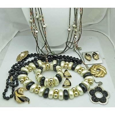 Art Deco Fashion Jewellery
