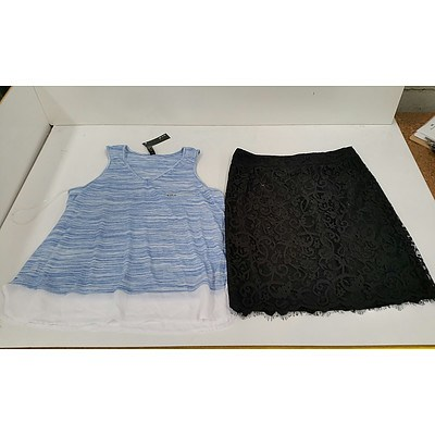 Bulk Lot of Brand New Women's Clothing - RRP $800