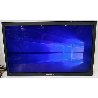 Samsung 400EX 40-Inch Full HD LED Edge-Lit LCD Display Screen