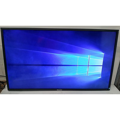 Philips BDL4660EL 46-Inch Full HD (1080p) Edge-Lit LED E-Line Display