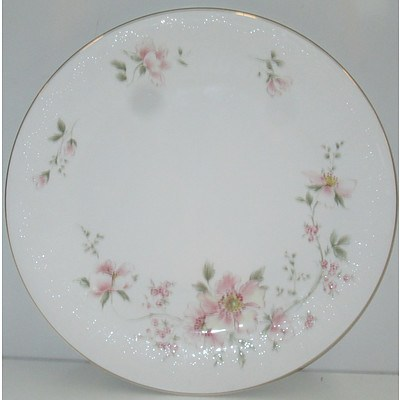 Royal Albert Bone China Plate With Breath of Spring Design