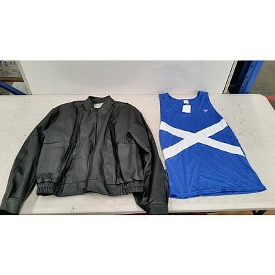 Bulk Lot of Brand New Men's Clothing - RRP $250