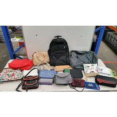 Bulk Lot of Handbags - RRP $300