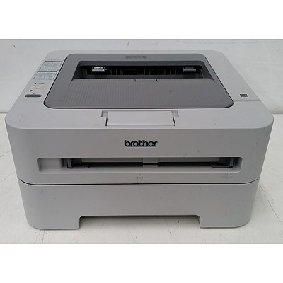 Brother HL-2132 Black & White Laser Printer