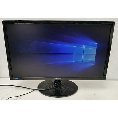 Samsung SyncMaster S24B300 24-Inch Full HD Widescreen LED-backlit LCD Monitor