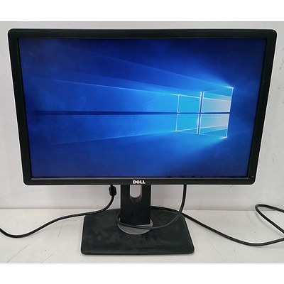 Dell Professional P2213t 22-Inch LED-Backlit LCD Monitor