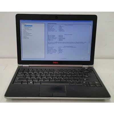 Dell Latitude E6220 12.5-Inch Core i7 (2640M) 2.80GHz Laptop