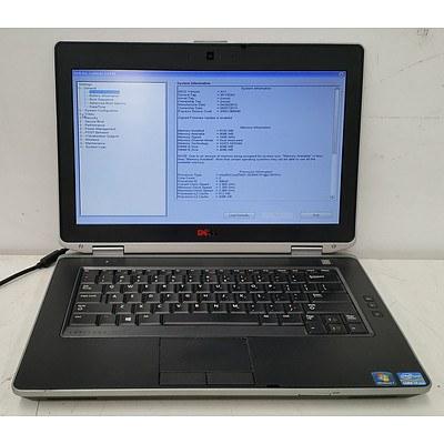 Dell Latitude E6430 14-Inch Core i7 (3520M) 2.90GHz Laptop