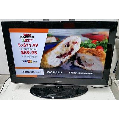 Samsung LA32A450C1D 32-Inch LCD Television
