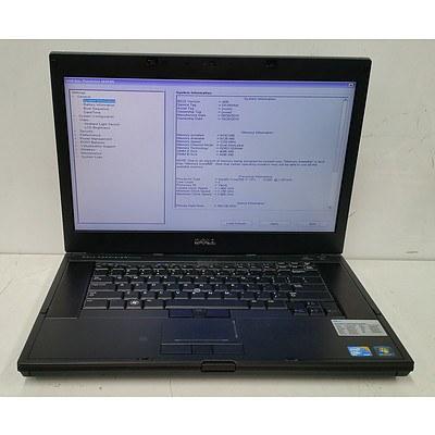 Dell Precision M4500 15.6-Inch Core i7 (840QM) 1.86GHz Laptop