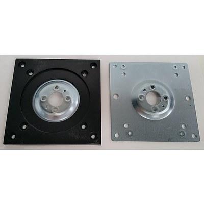 Bulk Lot of VESA Monitor Mounting Plates - Lot of 60