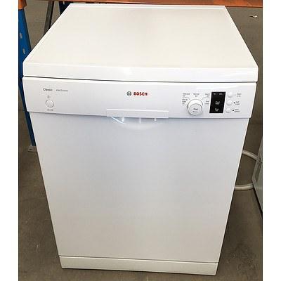 Bosch Classic Electronic Dishwasher Model SMS50E22AU/256