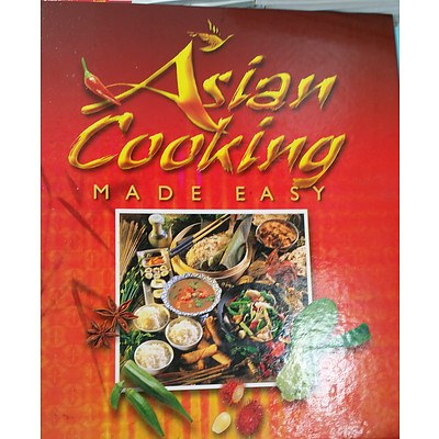 Assorted Cookbooks - 2 Boxes
