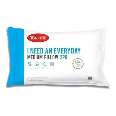 TONTINE 2Pk I Need An Everyday Pillow - Box of 12 Pillows