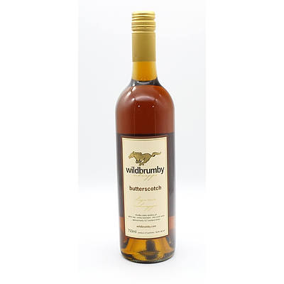 Wildbrumby Butterscotch Schnapps 750ml