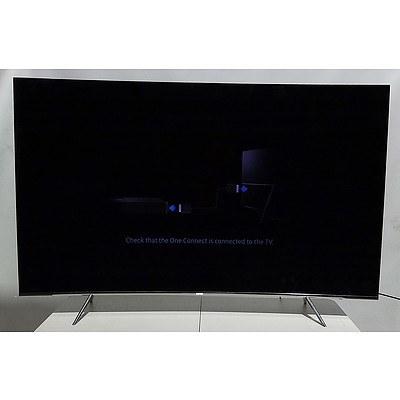 Samsung 65 Inch SUHD 4K Curved Smart TV