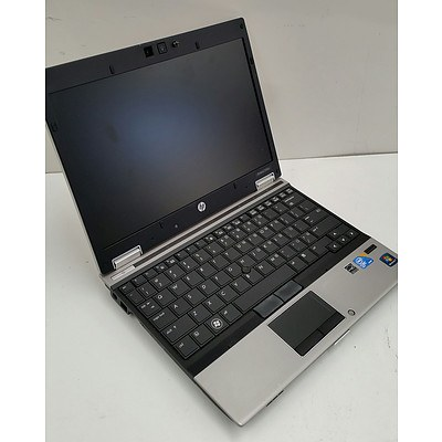 HP EliteBook 2540p 12.1 Inch Core i7 2.1GHz Laptop