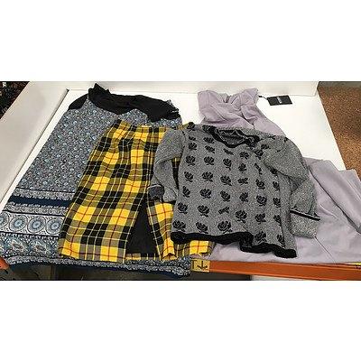 Bulk Lot of Brand New Women's Clothing - RRP $700