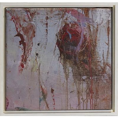 NASEBY, David (b.1937): Untitled, 2005 Oil on Canvas