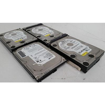SATA Hard Drives - 1.66TB