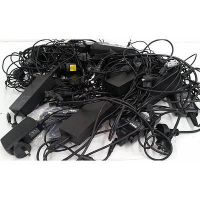 Acer Dell & Microsoft Power Adaptors - Approx 20