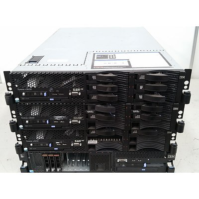 IBM x3650 Servers - Lot of 4
