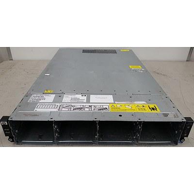 Hp Proliant D2D 4112 Dual Quad-Core Xeon X5550 2.67GHz 2 RU 12-Bay Backup System