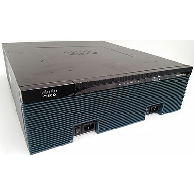 Cisco cisco3925-chassis v02 Integrated Services Router