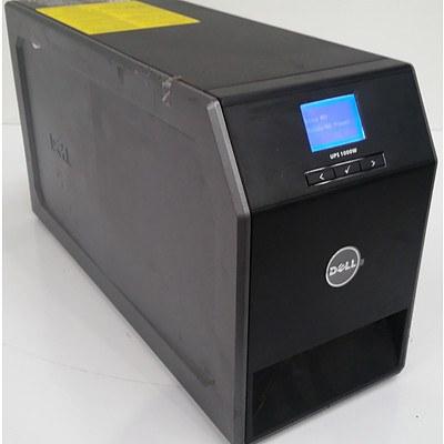 Dell H914N UPS 1000W Floorstanding UPS - Lot of 2