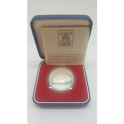 Sterling Silver Commemorative Coin